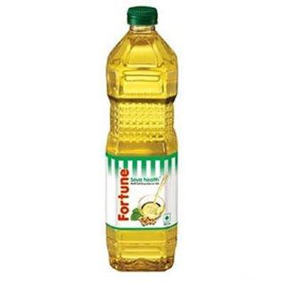 Fortune Soya Health Oil, 5 lt, jar