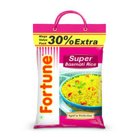Fortune Super Basmati Rice (30% Extra), 5 kg