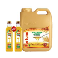 Fortune Rice Bran Health Oil, 15 lt, jar
