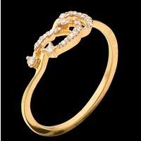 Diamond Ring, 0.20cts, 18k 2.24gms, e/f-vvs