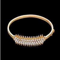 Diamond Bracelet, 18k 13.85gms, e/f-vvs1 1.21 ct