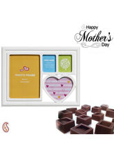 Aapno Rajasthan Elegant Photoframe And Chocolate Hamper For Mother's Day