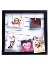 Aapno Rajasthan Black Designer Collage Photoframe