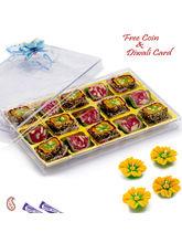 Aapno Rajasthan Premium Rimjhim Roll & Kaju Tarbooz Sweets