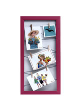 Tayhaa Pink Portrait Collage Photoframe For Mother...
