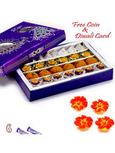 Aapno Rajasthan Premium Assorted Kaju Sweets & Bundi Laddoo
