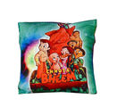 Aapno Rajasthan Cute Chhota Bheem Print Cushion Cover for Mother's Day