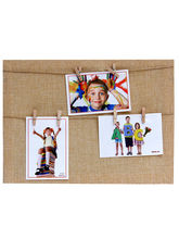 Aapno Rajasthan Wooden Brown Collage Phooframe
