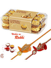 Aapno Rajasthan Pack Of 16 Pc Ferrero Rocher With ...