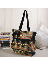 Tamirha Lovely Multicolor Aztec Print Handbag For ...