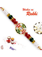 Aapno Rajasthan Aapno Rajasthan Multicolor Beads E...