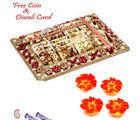 Aapno Rajasthan Premium Assorted Rose & Dryfuit Sliced Chikki Sweets Pack