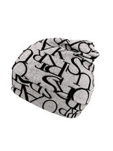 Tamirha Grey & Black Multipurpose 9 In 1 Head Wrap...