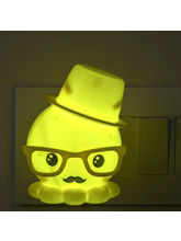 Tayhaa Tweety Style Yellow Led Night Lamp (NL1604)