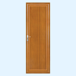 Coffee wood Indiana Doors, 30 mm, 6.50x2.50  feet