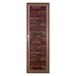 Parquiet Sierra Doors, 30 mm, 6.75x2.50  feet