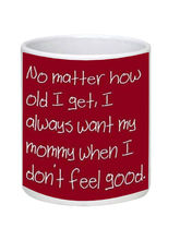 Net Data Express Super Mom And Dad Ceramic Mug (INFBEAMOADWTRD1 45), multicolor