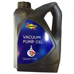 Sunoco 4 Ltr. Vacuum Pump Oil (SO05)