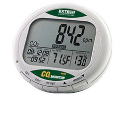 Extech CO200- Desktop Indoor Air Quality CO2 Monitor (EXT18)