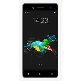 "Reach Opulent X 4G 5.0"" Touch-screen 4G Jio Sim Support 1 GB RAM & 8 GB Internal Memory and 8 Mpix / 3.2 Mpix Hd Smartphone in Black Colour"