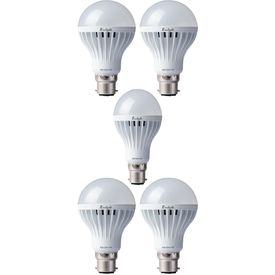 Ashoka 7W Led Bulb Combo Set of 5