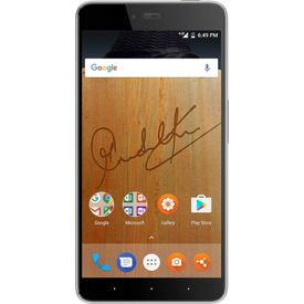 Smartron SRT VoLTE phone (Finger Print Sensor) 64GB Memory With 4GB RAM with 5.5-inch, Octa-Core, (Jio 4G Smartphone) , 13 Mpix /5 Mpix Hd Smartphone in Grey Colour