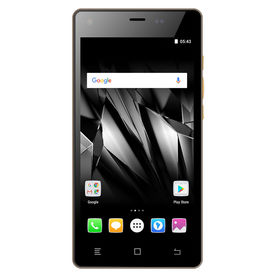 Micromax Canvas 5  Model Q463 with 3GB RAM 4G Jio Sim Supported Special Edition (Maple Wood)