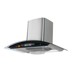 Surya Rangehood Kitchen Chimney with Stainless Steel Filter in Stainless Steel (Silver, EX1400TD-Disco) in Silver Colour