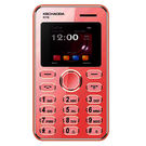 Kechaoda K116 Mini Mobile With Bluetooth Connectivity in Red Colour, red, 7 days return / replacement policy after delivery , generally delivered by 5 working days