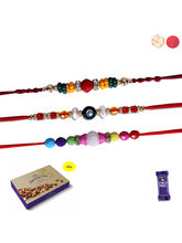 Siddhi Sales Rakhi And Chocolate Pack