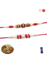 Siddhi Sales Buy Rakhi With Dryfruits - 02 Rakhis,...