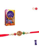 Siddhi Sales Auspicious Rakhi With Chocolate, Rakh...