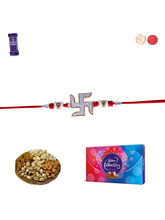 Siddhi Sales Rakhi With Chocolate Gift Box