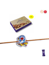 Siddhi Sales Rakhi With Cadbury Richdryfruit Choco...