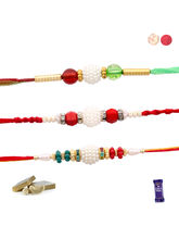 Siddhi Sales Rakhi Set To Brother, Only Rakhi Set