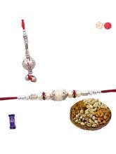 Siddhi Sales Bhaiya Bhabhi Rakhi Gift With Dryfrui...