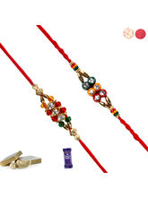 Siddhi Sales Bracelet Rakhi Set Of 2, Only Rakhi S...