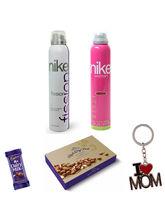 Siddhi Sales Beautiful Gift For Women- Nike Women Deo Combo