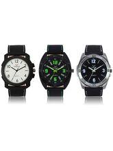 Volga Designer Stylish Men's Watch Combo Pack (VL-W05-13-18-34)