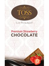Toss Strawberry White Chocolate Bar -53Gms Pack Of...