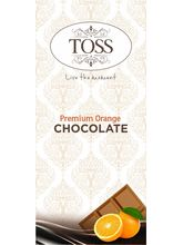 Toss Orange White Chocolate Bar-47Gms Pack Of 6 (T...