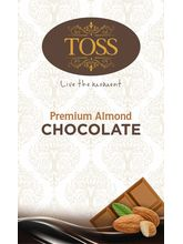 Toss Almond Milk Chocolate Bar-53Gms Pack Of 6 (TC...