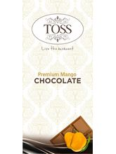 Toss Mango White Chocolate Bar-47Gms Pack Of 6 (TC...