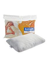 Kurl On Sleepz Fibre Soft Bed Pillow, white