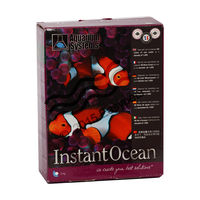 Aquarium Systems Instant Ocean Marine Salt (2 Kilograms)