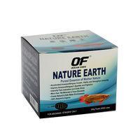 Ocean Free Nature Earth For Arowana/Stingray - Water Treatment (260 Grams)