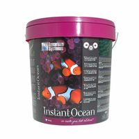 Aquarium Systems Instant Ocean Marine Salt (25 Kilograms)