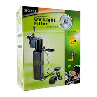 Boyu Submersible UV Light Filter SP-103UB