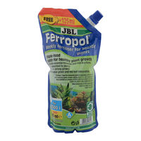 JBL Ferropol 625 ml - Underwater Plant supplement