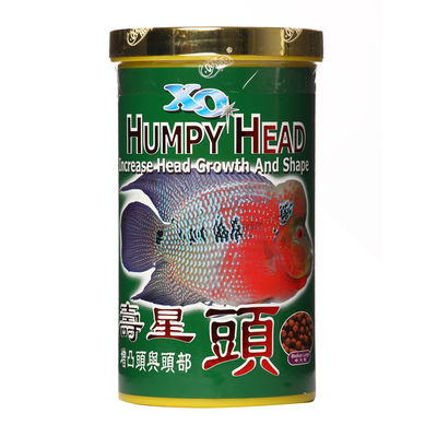 Ocean Free Xo Humpy Head Fish Food (400 Grams) - Flower Horn Food
